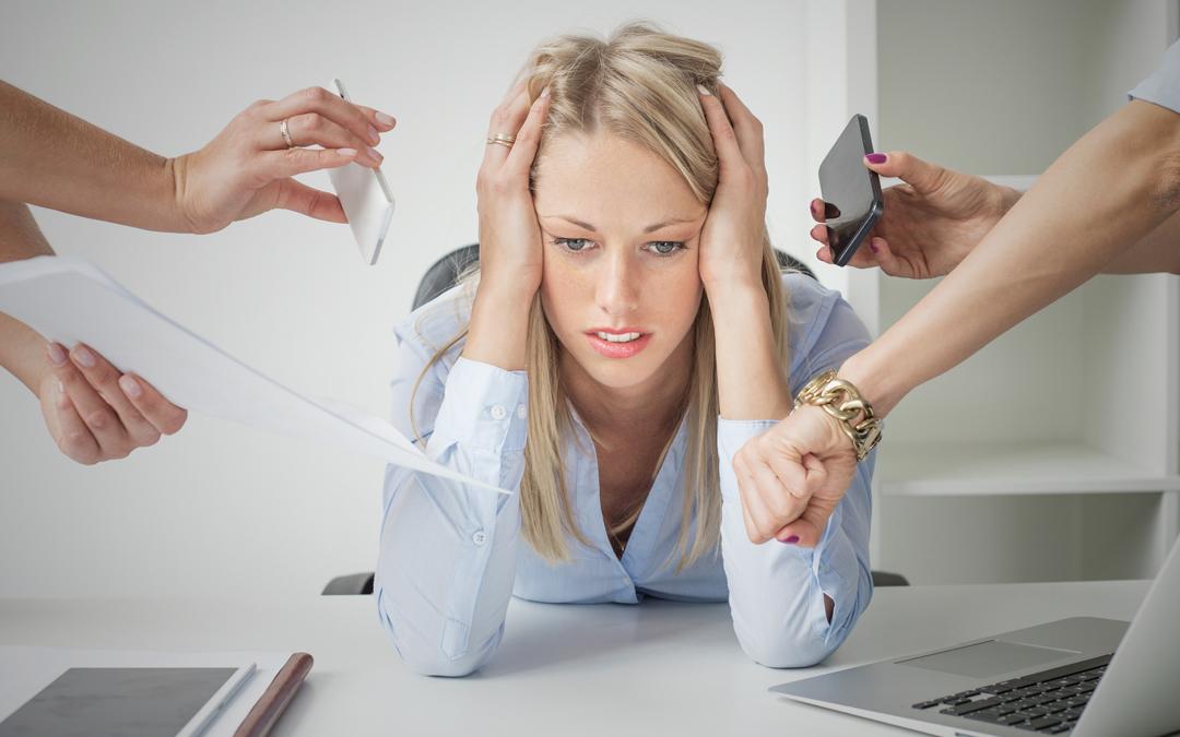 Burnout – Ausgebrannt sein